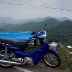 On the Death Highway between Mae Sot and Umphang.