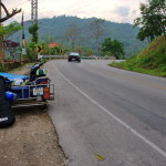 On the Chiang Mai - Pai road.