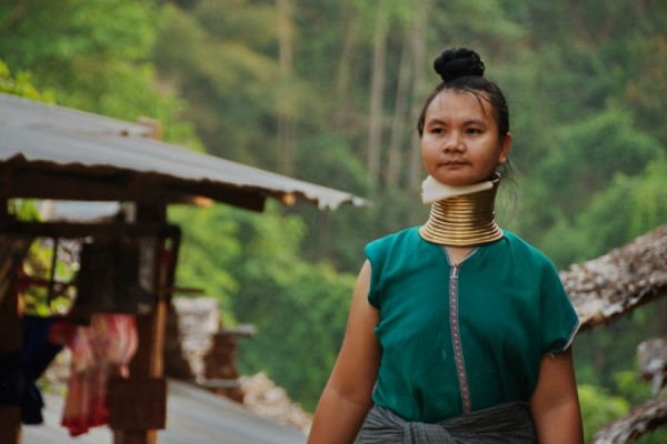 Thailand Pictures Long Neck tribe Mae Hong Son 12
