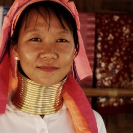 Long Neck village Mae Hong Son Thailand 4