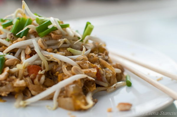 Phad Thai / Stir-fried noodles